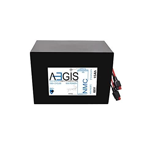 batería de ion de litio 1250mah recargable de la marca Aegis Battery
