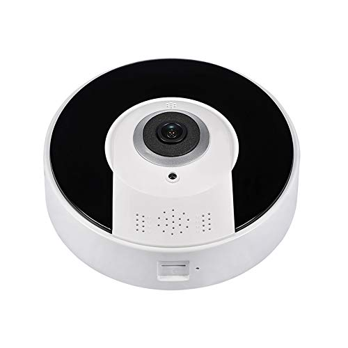 Why Choose WiFi IP Camera Remote Viewing DTS-D3 1.44mm Lens 1.3 Megapixel 360 Degree Infrared IP Cam...