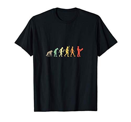 Arquitecto Evolucin Regalo Vintage Arquitectura Constructor Camiseta