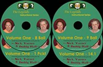 Legends Instructional DVD series Four Volumes
