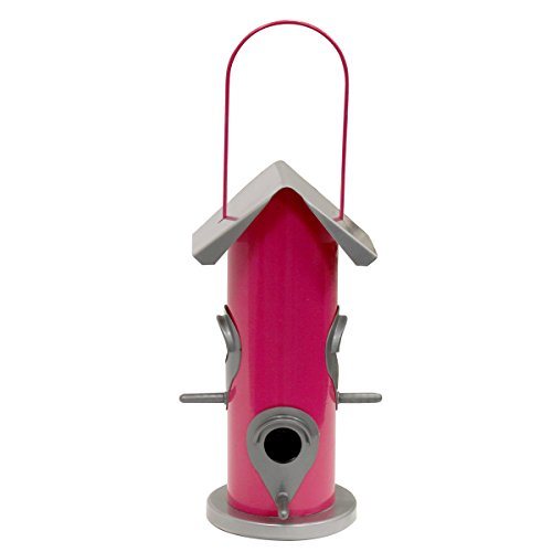 HEATH Outdoor Products 396 Cotton Candy Feeder, rose