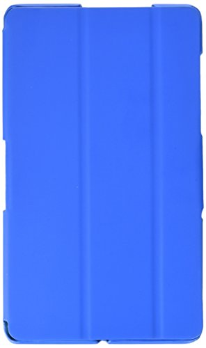 BQ E000474 - Funda Edison 3 Mini, Color Azul