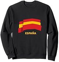 Bandera Espana Sudadera
