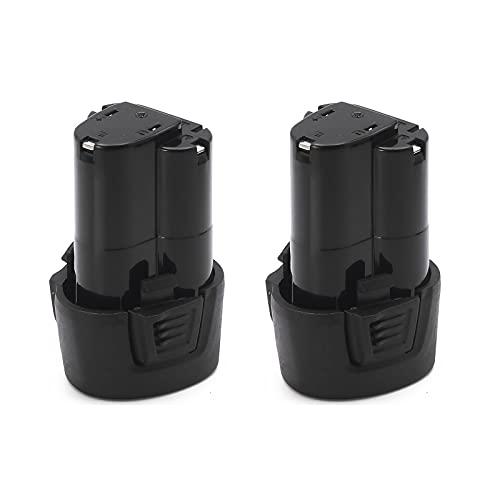 ACDelco Tools G12 Series 12V Li-Ion Battery, 2-pk, AB1207LA-P2