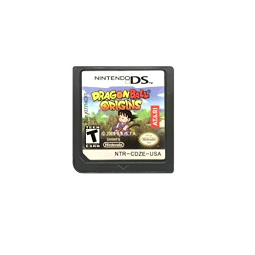 Jhana Dragon Ball Origins Game for Nintendo DS Game Console US Version (Reproduction)