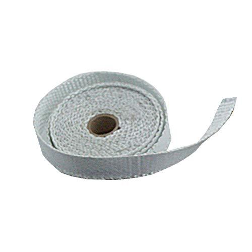 Dichtband selbstklebend weiß 10mm x 2mm ideal für Scheibendichtungen von Kaminöfen