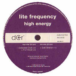High Energy [Vinilo]
