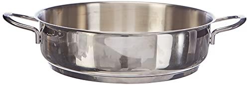Aeternum Divina Tegame, Acciaio, Adatto all'induzione, diametro 28 cm