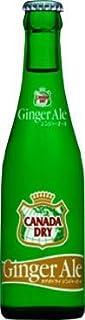 業務用コカコーラ カナダドライ ジンジャーエール レギュラー瓶 207ml×24本