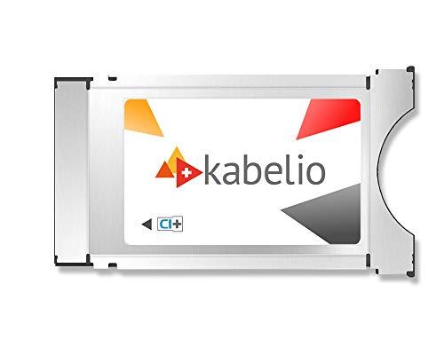 Kabelio Zugangsmodul inkl. 3 Monate Gratis-Zugang (CI+ Modul)