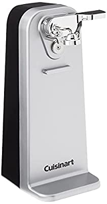 Cuisinart CCO-55 Deluxe Can Opener - Silver