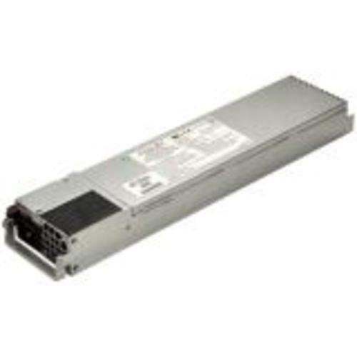 Supermicro PWS-801-1R Power supply - redundant ( internal ) - AC 100-240 V - 800 Watt - PFC - for SC745 TQ-R800