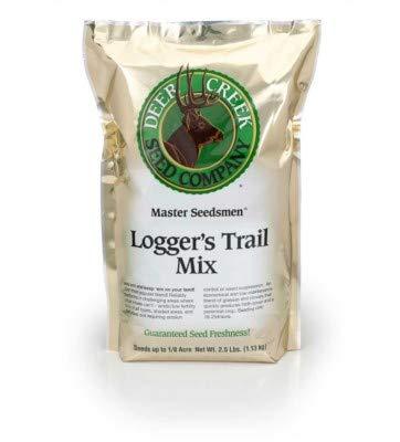 Deer Creek Seed Loggers Trail Food Plot Seed Mix