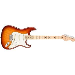 American Professional Stratocaster MN 3-Color Sunburst – Sienna Sunburst