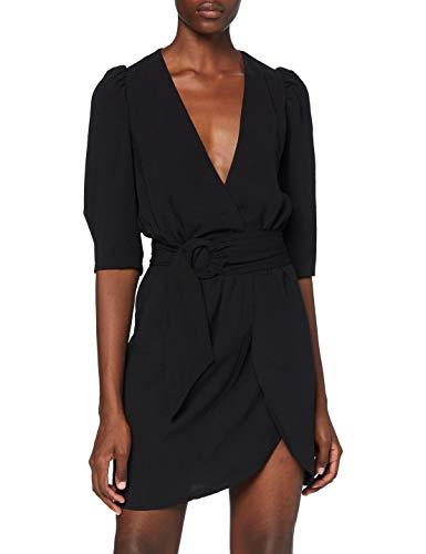 Pepe Jeans LULLU Vestido, Negro (999), Small para Mujer