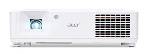 Acer PD1530i (DLP-DLP - Proyector (1080p Full HD (1920 x 1080 píxeles) 3000 lúmenes 2000.000:1 Contraste, 3D, Keystone, 1 Altavoz de 10 W, HDMI (HDCP), conexión de Audio) Business / Education