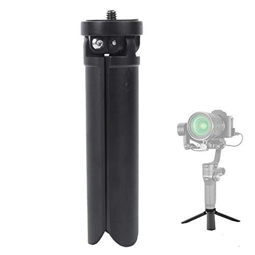 Tripod made of aluminum alloy, mini tripod with 1/4 inch screw interface, photo travel tripod set travel tripod as a VLOG handheld handle