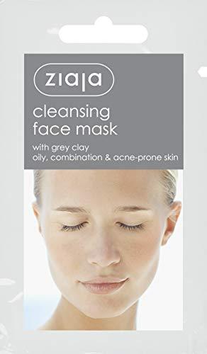 Ziaja - Mascarilla Facial Limpiadora Con Arcilla Gris
