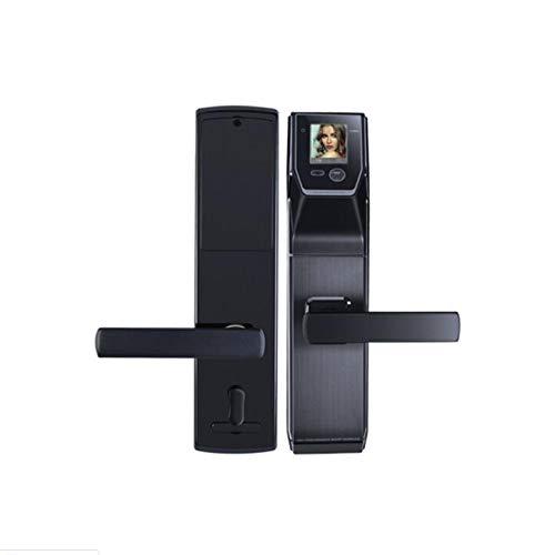 Elektronische Smart Türschloss, Gesichtserkennungssperre Passwort Karte Schloss Smart Home Türschloss