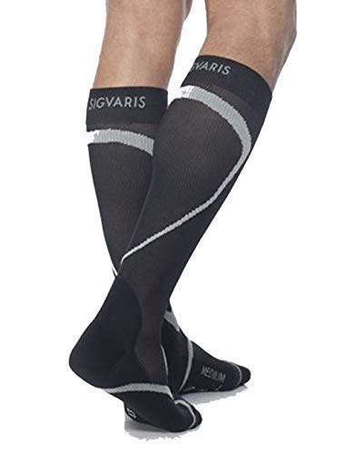 Sigvaris Running Compression Socks for Men and Women, Performance