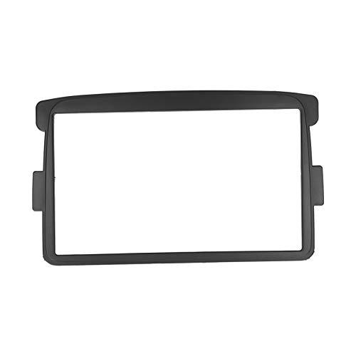 Marco profesional del jugador del coche, marco estéreo del coche de la dureza del ABS del material, color negro coincide con el coche original para el aire libre para el deporte del coche hombres