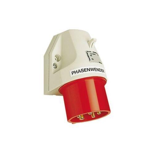 Walther Werke Phasenwender G-Stecker 630 PH 32A 5P 400V 6h IP44 CEE-Gerätestecker 4015609023967