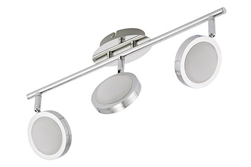 'Trango 3 luci tg2031 – 038 Design Lampada Da Soffitto Led Faretto 'Ball soffitto lampade spot con LED integrato