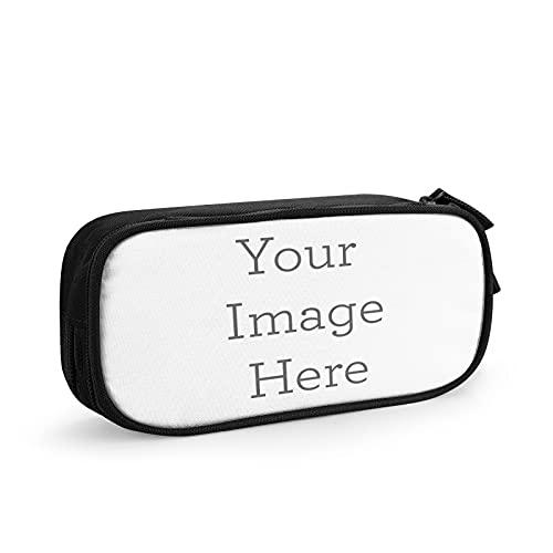 Erstellen Sie Ihre eigene Auto-Flagge Tasche Stifte-Etui Durable Schreibwaren-Tasche Tragbare Stifte-Etui Schule Büro Stifte-Etui Große Kapazität Federmäppchen