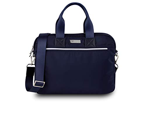 Tamaris Perfect Damen Businesstasche Messenger Bag, Umhängetasche mit 13