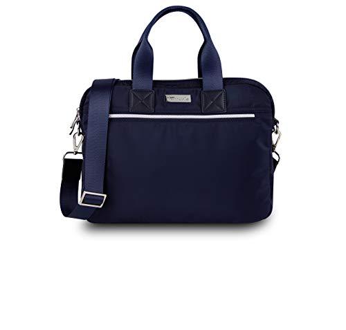 Tamaris Perfect Damen Businesstasche Messenger Bag, Umhängetasche mit 13