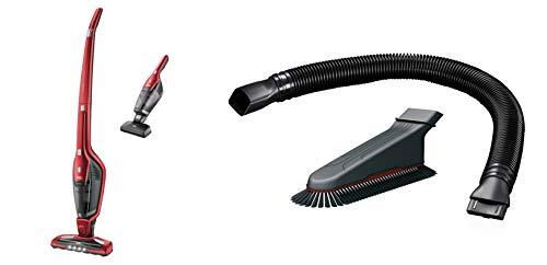 AEG CX7-2-45AN 2in1 Akku-Staubsauger + AZE130 Möbel-Softbürste (beutellos, Tierhaardüse, bis zu 45 Min. Laufzeit, 180° Drehgelenk, Bürstenreinigungsfunktion, LED-Frontlichter, flexibler Saugschlauch)