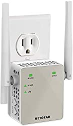 in budget affordable NETGEAR WiFi Range Extender EX6120 – up to 1200 square feet. And 20 devices with AC1200 dual …