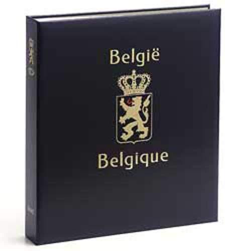 DAVO 1937 Luxe stamp album Belgium VII 2007-2010
