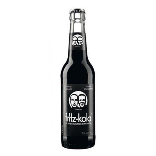 24 Flaschen Fritz Kola a 0,33L extra koffeinhaltig Cola orginal inc. 1.96€ MEHRWEG Pfand
