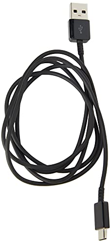 Samsung Kabel Original Galaxy S8Und S8Edge mit USB-C Modell ep-dg950CBE Schwarz Black in Bulk