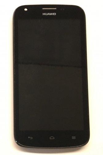 Lcd per Huawei Ascend Y600 Nero Completo di LCD+Touch Screen Originale
