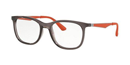 Ray-Ban 0RX7078 Monturas de gafas, Grey, 53 para Hombre