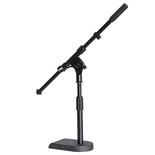 On-Stage MS7920B Amp and Bass Drum Short Microphone Stand