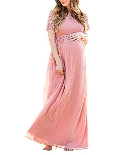 Embarazadas Mujer Vestidos De Noche...