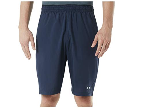 Oakley - Pantalones Cortos técnicos para Hombre 8.7.02 9i Mejorar Pantalones Cortos técnicos 8.7.02 9i, Hombre, 442473, Fathom, M