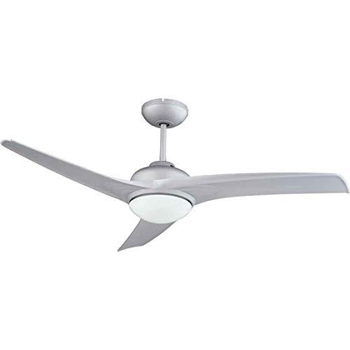 Bastilipo 7937-Vera Titanio Vera Ventilador de Techo LED con Mando a Distancia