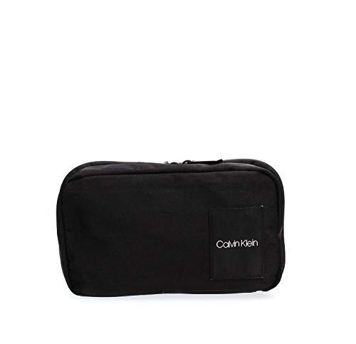 Calvin Klein Item Story SLG Washbag Black