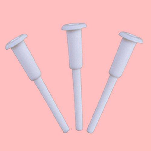 SUNERLORY 10 tapones de aire para pelota de gimnasio, fitness, ejercicio, deporte, bola de salto, tapón de aire