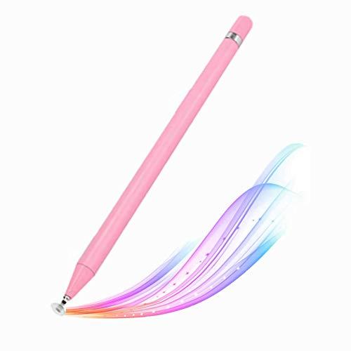 ASHATA Lápiz Óptico para Pantallas Táctiles, Bolígrafos Stylus Universal Stylus Pen de Alta Sensibilida para Huawei, para Xiaomi, para Samsung, para LG, Tabletas, Smartphones, etc