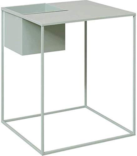 File cabinets Nachttisch aus Metall, einfache und langlebige Form, praktische Möbel, Beistelltisch (Farbe: 38 × 38 × 45 cm)