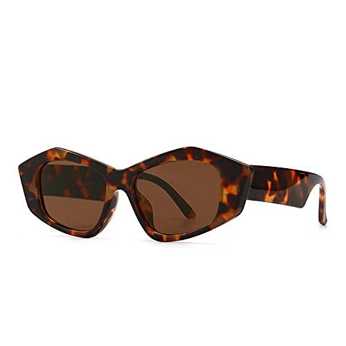 Gafas De Sol De Moda Unisex Gafas De Sol Retro Punk Mujeres Hombres Marcos Pequeños Anteojos Steampunk Gafas De Sol Vintage Hombres Gafas Retro Showas