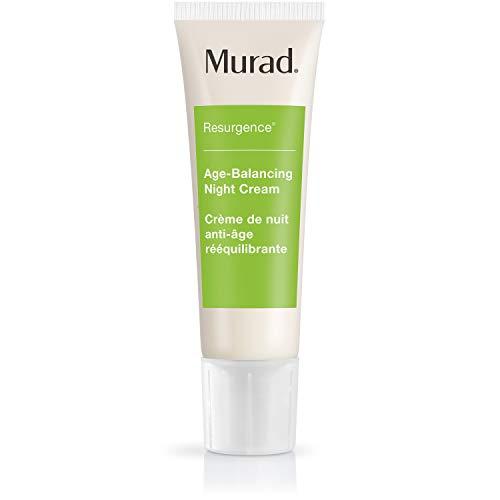 Murad Resurgence Age-Balancing Night Cream – Anti-Aging Night Cream with Retinol and B5 – Hydrating Night Moisturizer, 1.7 Fl Oz