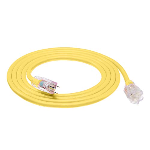 12 awg flat extension cord - 9