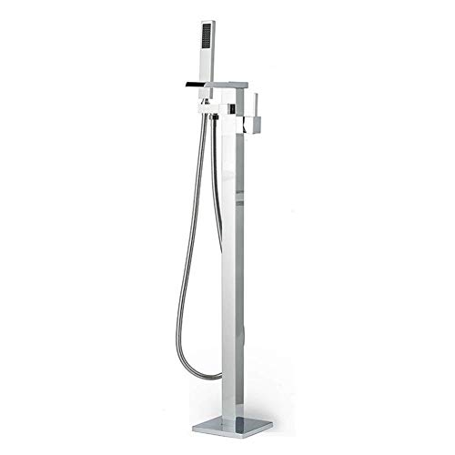 Sistemas de ducha, Kit de cabezal de ducha de mano Grifo vertical Fuente termal europea Cascada de bañera Bañera de ducha Set de ducha Baño Cabezales de ducha Ducha doméstica Mejoras para el hogar