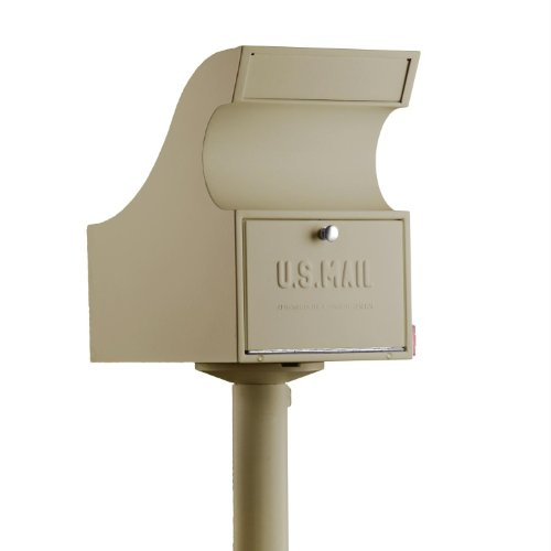 Hot Sale ETL - 20323 - Securelogic Mail Vault - TAN